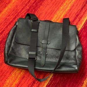 Coach business bag